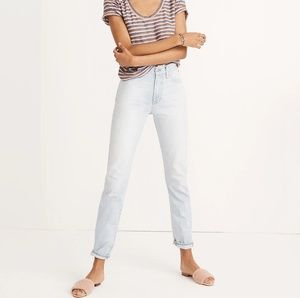 Madewell perfect summer vintage jean